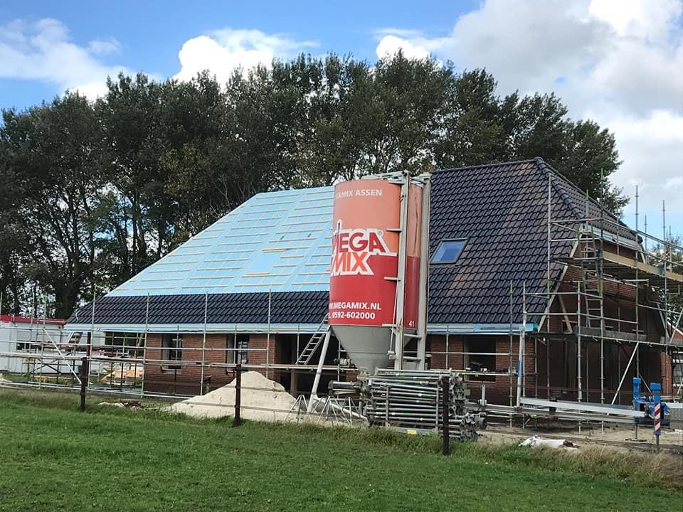 Vacature: Dakdekker hellende daken